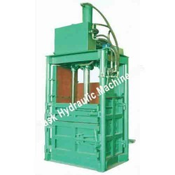 Corrugated Box Baling Press