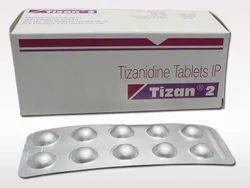 Tizanidine Tablets