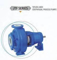 Teflon Lined Centrifugal Process Pumps