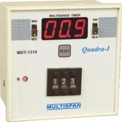 Digital Presettable Timer (Multi Range)