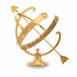 Brass Sun Dial