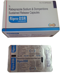 Rabeprazole Sodium & Domperidone Sustained Release Capsule