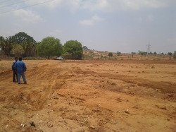 Plots Near Attach Main Road In Hunsoor Road