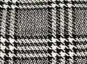 Woolen Dog Tooth Fabric