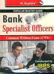 IBPS Bank Specialist officers CWE