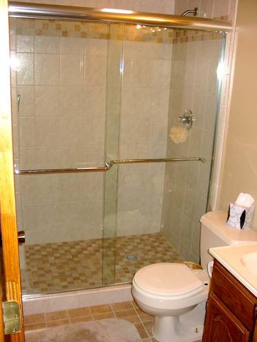 Bathroom shower glasses view specifications details of for Bathroom designs in ghana