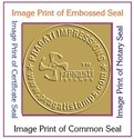 Common Seal Print Image