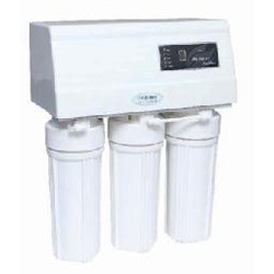 Manual Top Cover White Reverse Osmosis Cabinets