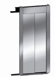Stainless Steel Entrance Frame