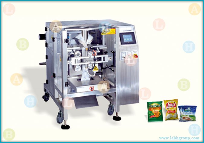 Automatic Vertical Filling and Sealing Sachet Packaging Machine