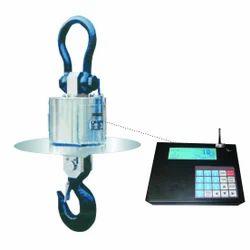 crane scales heavy duty with wireless transmission