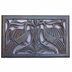 Classic Wooden Wall Plaques