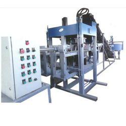high pressure both side fly ash brick making machine