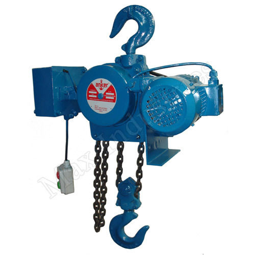 Motorized Chain Pulley Block Motorized Hoist Exporter