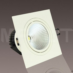 12W Epsilon-SQ LED Down Lights