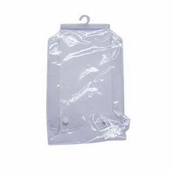 Transparent PVC Hanger Bags