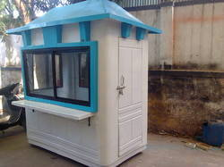 Portable Security Guards Cabin