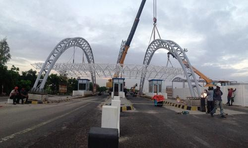 Space Frames - Space Frame Service Service Provider from Ahmedabad