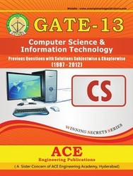 GATE - 13 Computer Science Information Technology