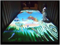 Interactive Projection Floor/Wall