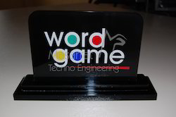 Acrylic Word Game