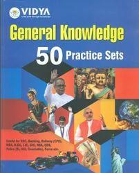 GK 50 Practice Sets - Books