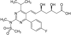 Rosuvastatin API 287714-41-4