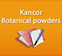 Kancor Botanical Powders