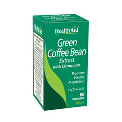Green Coffee Bean Extract - 60 Capsules