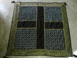 Velvet Brasso Border Table Cover