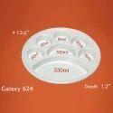 Acrylic Round Plate