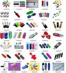 Plastic USB Flash Pen Drive