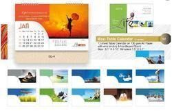 Executive Table Calendar