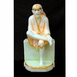 Mould Marble Sai Baba Statue