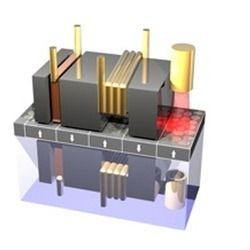 htamr high tension ampere meter reading