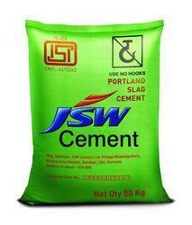 jsw slag cement