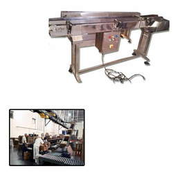 Coding Conveyors for Beverage Production Line