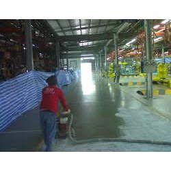 Pure Carborundum Based Non-Metallic Floor Hardener