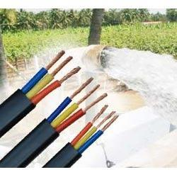 PVC 3 Core Submersible Flat Cables