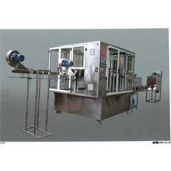 Hot Fill Juice Filling Machine