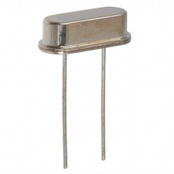 Crystal Half Size Electronic Component