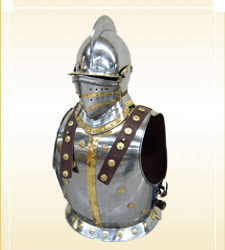 Breast Suit Of Armor