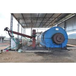 Waste Tyre Plant