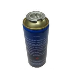 butane gas can type a