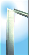 Press Steel Door Frame