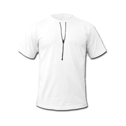 Zipper T-Shirts