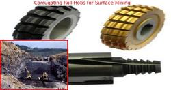 Corrugating Roll Hobs