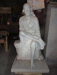 FRP Sai Baba Sculpture