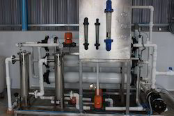 Industrial Ultrafiltration System