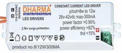 LED Driver 8-12w /26-42v300ma